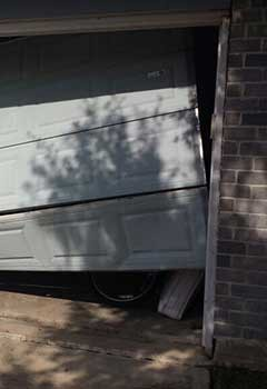 Garage Door Off Track Service Honby